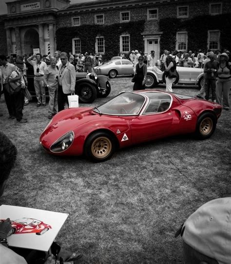 17 best images about alfa romeo 33 stradale on
