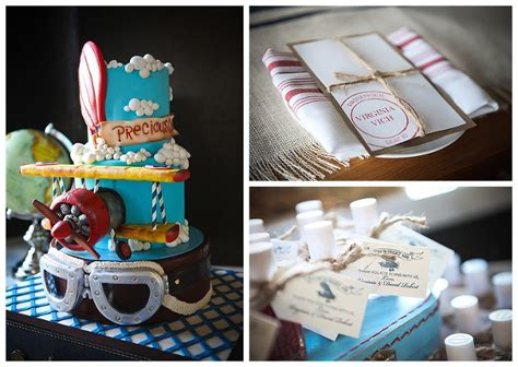 Baby Shower Cakes Miami Fl by Virginia S Baby Shower Vintage Travel Theme Miami