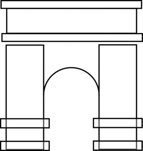desain gapura vector lengkungan clip art vektor clip art vektor gratis download