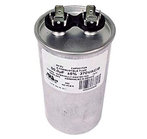 where to buy ac run capacitors motor run ac capacitor 50uf 370v 28p255 ebay