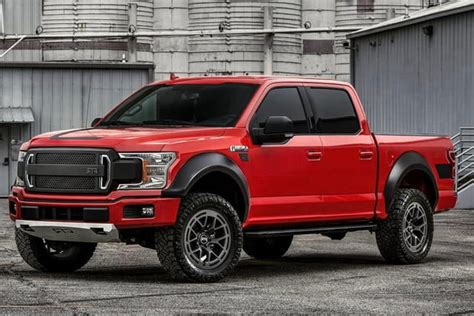 2019 ford 150 truck 2019 ford f 150 rtr truck gets mild road
