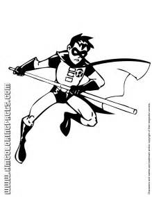 coloring robin az coloring pages