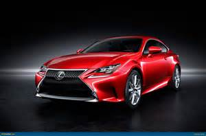 Lexus Rc Ausmotive 187 Lexus Rc Coupe Previewed Before Tokyo Debut