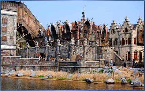 theme park efteling panoramio photo of amusement park efteling holland