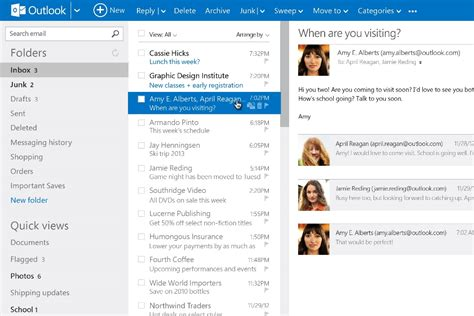 Office 365 Outlook Email Microsoft S Outlook Is Being Replaced By Office 365