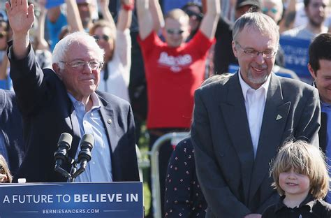 Levi Sanders Also Search For Bernie Sanders Considering Run For Congress In New