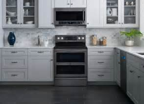 black stainless steel kitchen samsung releases all black stainless steel kitchen