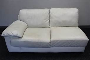 White Leather Cleaner For Sofas How To Clean White Leather Furniture Clinic