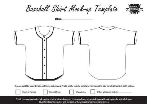 baseball jersey template design your own custom baseball shirt with your