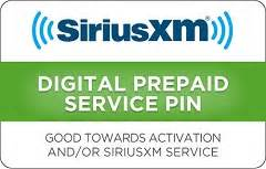 Xm Radio Gift Cards - buy sirius xm radio gift cards at a 2 discount giftcardplace