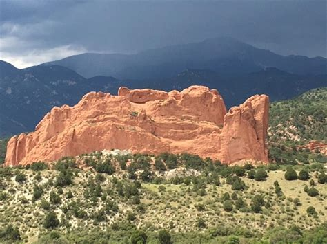 Garden Of The Gods Weather 2354 Stratton Forest Heights Colorado Springs Colorado
