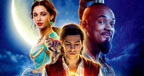 latest aladdin tv spots posters open    world