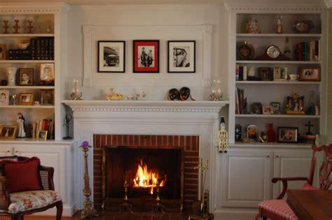 bookshelves around fireplace fireplace built in bookshelves american hwy