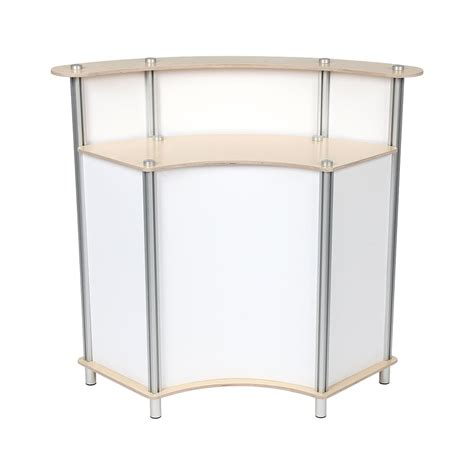 Mini Reception Desk Impact Element Mini Reception Desk Impact Displays