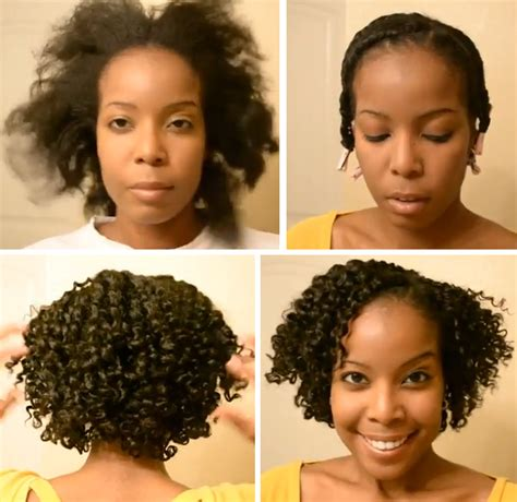 african hairstyles tutorial flat twist out on natural hair tutorial natural hair