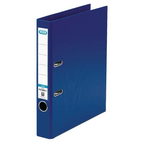 Bantex Ordner A4 1451 10 50mm Black elba lever arch file blue a4 plastic upright 50mm office supplies post office shop 174