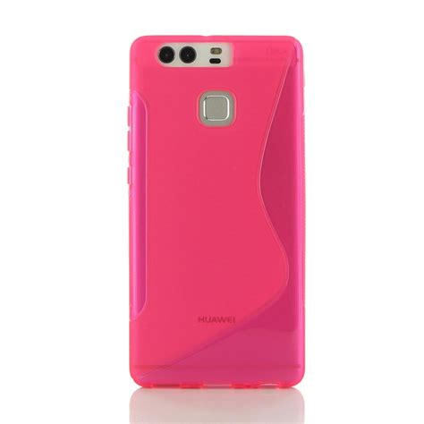 pink pattern cases huawei p9 soft case pink s shape pattern pdair 10 off