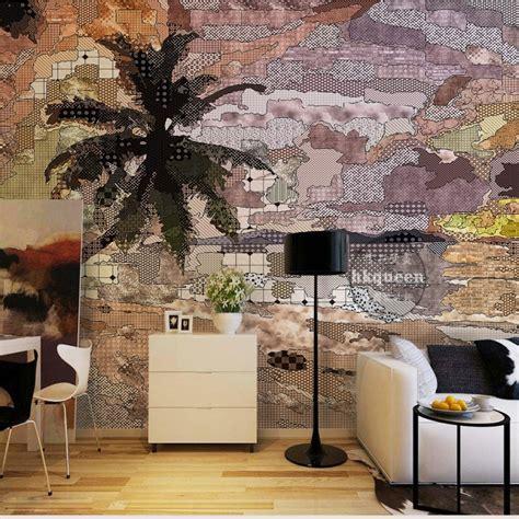 motif wallpaper keren  desain ruang tamu rumahku