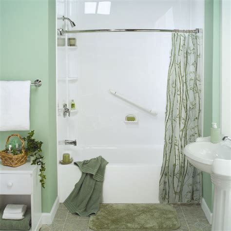 bathtub shower inserts 100 waterproof fabric shower curtain liners by interdesign