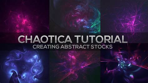 cool stock chaotica tutorial creating cool abstract stocks fezo