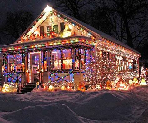 madison wi worlds wildest holiday house displays