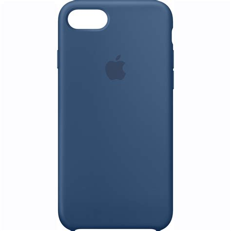 iphone 7 b apple iphone 7 silicone blue mmww2zm a b h photo