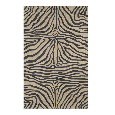 zebra outdoor rug mali zebra indoor outdoor rug