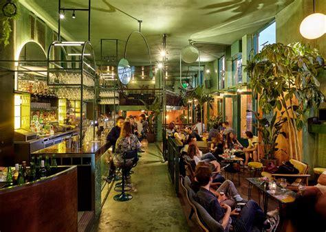 botanical cafe  bar inspired   rainforest