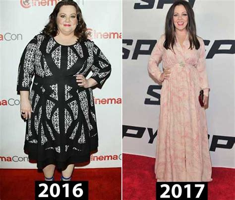 melissa mccarthy weight loss mccarthy reveals the secret melissa mccarthy finally reveals her weight loss secret
