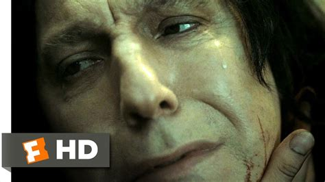 Watch Little Deaths 2011 Full Movie Harry Potter And The Deathly Hallows Part 2 2 5 Movie Clip Snape S Death 2011 Hd Youtube