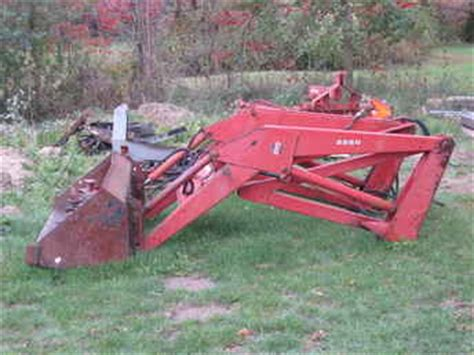 Used Farm Tractors For Sale Ih 2250 Loader W 64 74 84