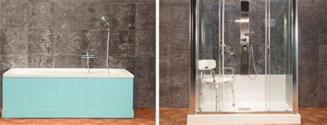 trasformare vasca in doccia fai da te trasformare una vasca in doccia con il fai da te