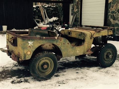 ford military jeep ford gpw willys mb wwii military army jeep