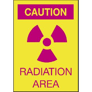 printable x ray signs caution radiation area 7 quot x 10 quot rigid vinyl radiation