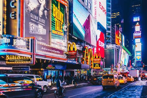 new york time square nyc s most instagrammed locations of 2017 times square