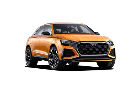 Audi Suv by Audi Q8 The Tech Secrets Of Audi S New Suv By Car Magazine