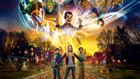 goosebumps  haunted halloween   wallpapers hd