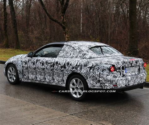 Bmw 1 Series Hardtop Convertible 2013 by Spied 2013 Bmw 3 Or 4 Series Convertible With Retractable