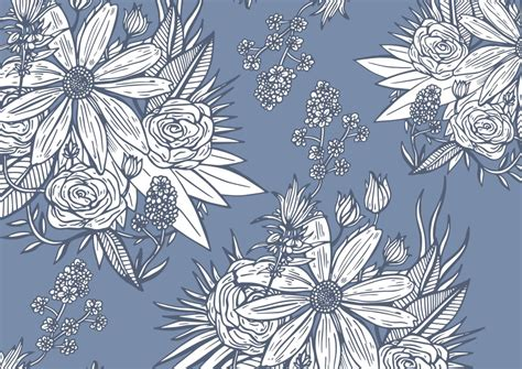 flower pattern x floral pattern variations beci ward
