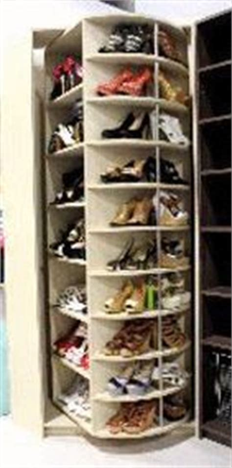 Spinning Closet Organizer by Spinning Closet Organizer The S Dramatically Increases Storage Capacity Using It