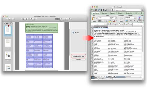 Converting Pdf To Excel Spreadsheet by Convert Pdf To Excel Spreadsheet Buff