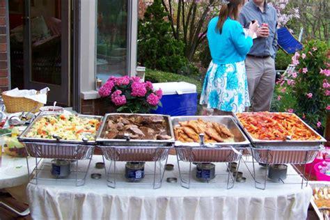Sweet Beginnings Welcome To Michigan Weddingbee Buffet Style Wedding