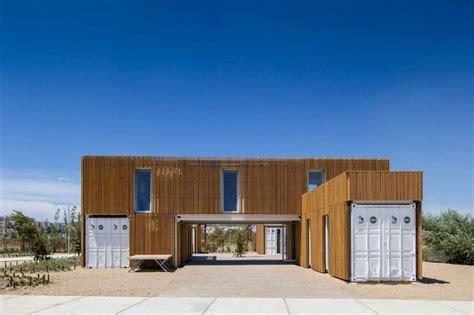 con container construir viviendas con iso containers alario