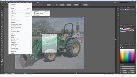 adobe illustrator cs6 how to crop images create a cut ready dxf file from a photograph part 1 freedxf