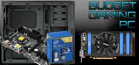Low Budget E Sports Gaming Pc 649 diy budget intel gaming pc june 2013 gamersnexus gaming pc builds hardware benchmarks