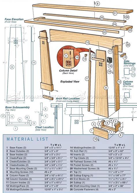 fireplace plan fireplace mantel plans woodarchivist