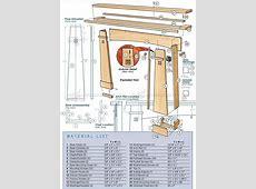 Fireplace Mantel Plans • WoodArchivist T 34 Blueprints