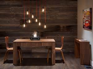 Rustic Dining Room Lighting Photos Hgtv