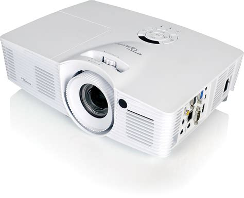 Proyektor Optoma Dlp optoma eh416 1080p projector