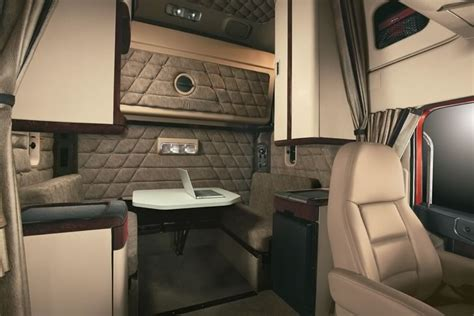 Inside Of Sleeper Trucks by The Freightliner Coronado Nexttruck Industry News